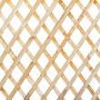 Stock Photo: Wooden trellis
