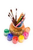 Painter tools — Stock Photo