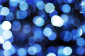 Colorful abstract holiday lights — Stock Photo