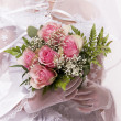 Bouquet of the bride — Foto Stock
