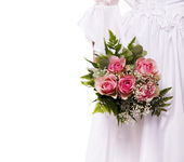 Bouquet of the bride — Stockfoto