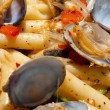 Royalty-Free Stock Photo: Seafood pasta