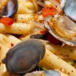 Постер, плакат: Seafood pasta