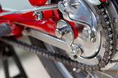 Chain drive — Stock Photo