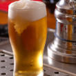 Pint of lager — Stock Photo #3350111