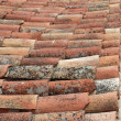 Stock Photo: Roofing tiles
