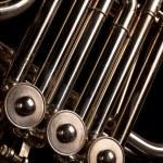 Horn tubes — Stock Photo #3601320