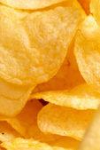 Potato crisps — Stock Photo
