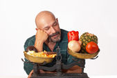 Diet motivation — Stock Photo