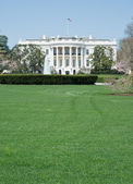 South Facade of the White House — Stock Photo