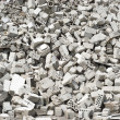 Rubble of Masonry — Stock Photo
