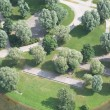 Aerial View Of Recreational Park — Stock Photo #3456453