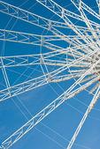 Ferris Wheel Abstraction — Stockfoto