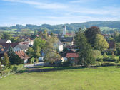 Bavarian Village of Erling — Stock Photo