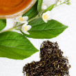 Love green tea — Stockfoto #3288797