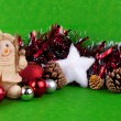 Christmas background — Stock Photo #2831238