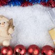 Christmas background — Stock Photo #2831307