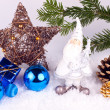Xmas background — Stock Photo #2833492