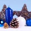 Xmas decoratie — Stockfoto
