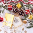 Chrsitmas gift — Stock Photo #2837601