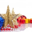 Stock Photo: Xmas objects