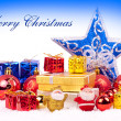Colory xmas background — Stock Photo #2839577