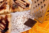 Frittelle al cioccolato — Foto Stock