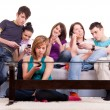 Mobile mania — Stock Photo #3646723