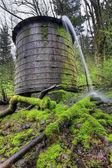 Velha torre de água 2 — Foto Stock