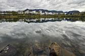 Columbia River Gorge Scenic Highway 2 — Stock Photo