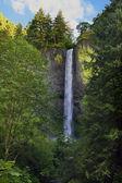 Latourell Falls Oregon 2 — Stock Photo