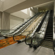Stock Photo: Convention Center Stairs and Escalators 2