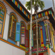 Historic Colorful Peranakan House 2 — Stock Photo