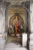 Avalokiteśvara Thousand Arms Hindu Goddess — Stock Photo