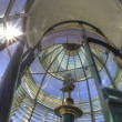 Lighthouse First Order Fresnel Lens 3 - Stock Photo