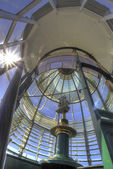 Lighthouse First Order Fresnel Lens 3 — Stock Photo