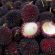 Buah Pulasan Fruit — Stock Photo