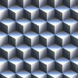 Repeating cubes — Stock Photo #2808714