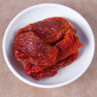 Sundried tomatos — Stock Photo