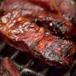 Bbq ribs - Stock Photo