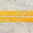 Yellow road lines — Stock Photo #2832743