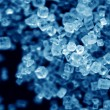 Royalty-Free Stock Photo: Tiny salt crystals
