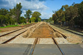 Railway track — Photo