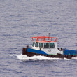 Pilot boat — Stock Photo