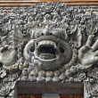 Stone carving in Bali - Stock Photo