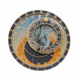 Astronomical clock-design element - Stok fotoraf