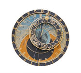 Astronomical clock-design element — Stock Photo