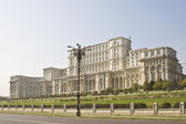 Le Parlement maison-Bucarest, Roumanie — Photo