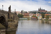 Vista of Prague — Stock Photo