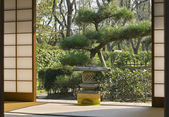Japanese home — Stock Photo